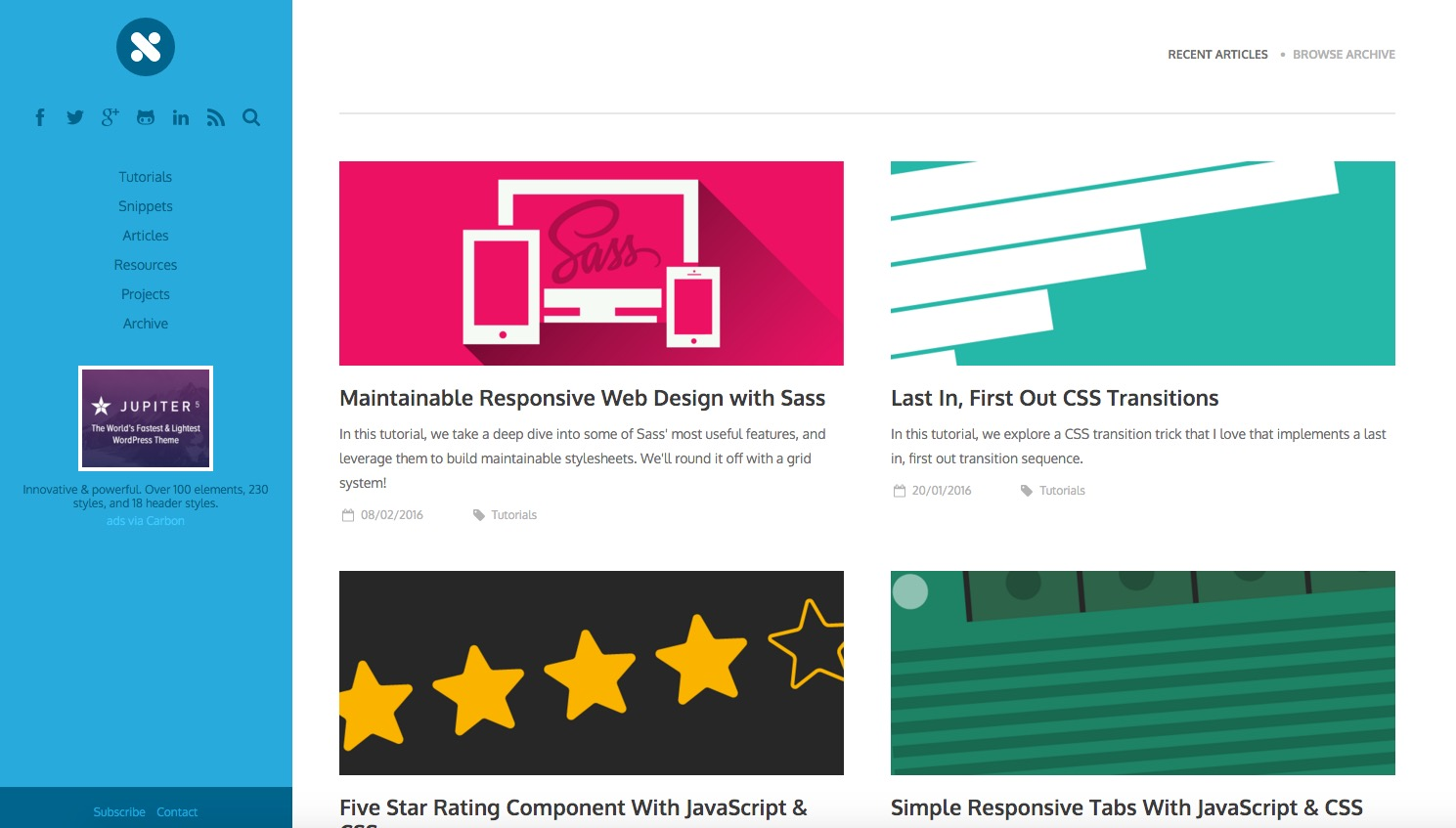 10 Useful And Plentiful Resources Websites for Front End Web