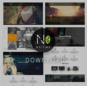 Beautiful Full PJAX/AJAX WordPress Theme