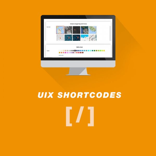 Uix Shortcodes – WordPress Plugin