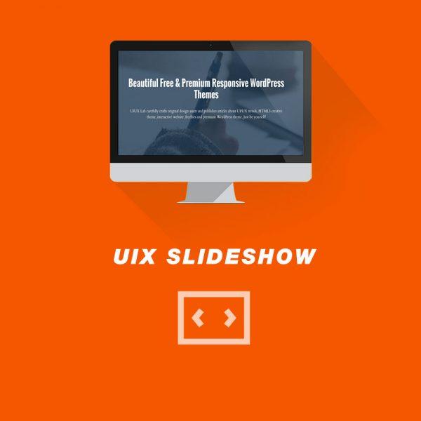Uix Slideshow – WordPress Plugin