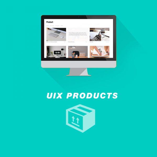 Uix Products – WordPress Plugin