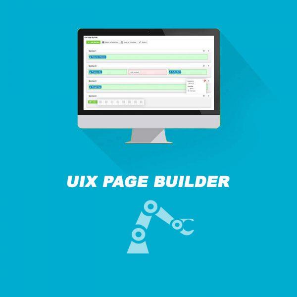 Uix Page Builder – WordPress Plugin